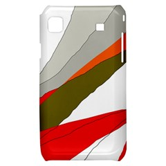 Decorative abstraction Samsung Galaxy S i9000 Hardshell Case