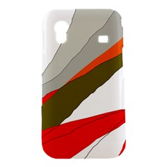 Decorative abstraction Samsung Galaxy Ace S5830 Hardshell Case