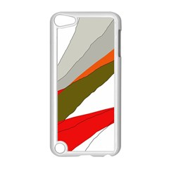 Decorative abstraction Apple iPod Touch 5 Case (White)