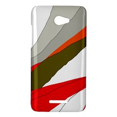 Decorative abstraction HTC Butterfly X920E Hardshell Case