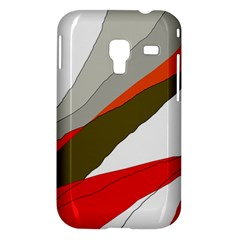 Decorative abstraction Samsung Galaxy Ace Plus S7500 Hardshell Case