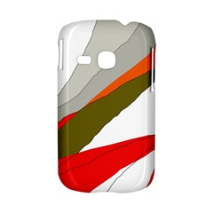 Decorative abstraction Samsung Galaxy S6310 Hardshell Case