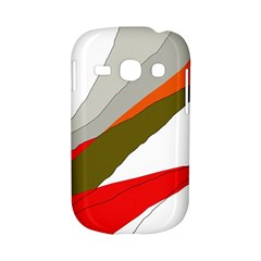 Decorative abstraction Samsung Galaxy S6810 Hardshell Case