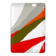 Decorative abstraction Kindle Fire HDX 8.9  Hardshell Case