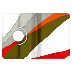 Decorative abstraction Kindle Fire HDX Flip 360 Case