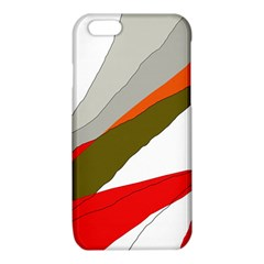 Decorative abstraction iPhone 6/6S TPU Case