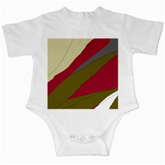 Decoratve abstraction Infant Creepers