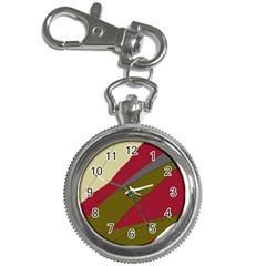 Decoratve abstraction Key Chain Watches