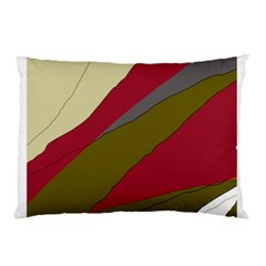 Decoratve Abstraction Pillow Case