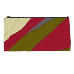 Decoratve abstraction Pencil Cases