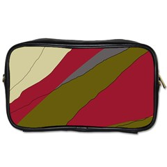 Decoratve abstraction Toiletries Bags 2-Side