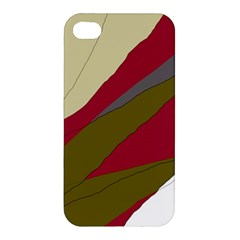 Decoratve abstraction Apple iPhone 4/4S Hardshell Case