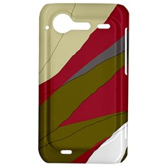 Decoratve abstraction HTC Incredible S Hardshell Case