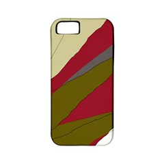 Decoratve abstraction Apple iPhone 5 Classic Hardshell Case (PC+Silicone)
