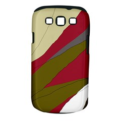 Decoratve abstraction Samsung Galaxy S III Classic Hardshell Case (PC+Silicone)