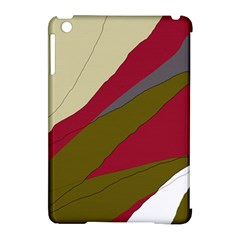 Decoratve abstraction Apple iPad Mini Hardshell Case (Compatible with Smart Cover)