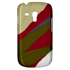 Decoratve abstraction Samsung Galaxy S3 MINI I8190 Hardshell Case