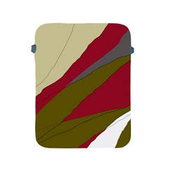 Decoratve abstraction Apple iPad 2/3/4 Protective Soft Cases
