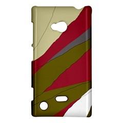 Decoratve abstraction Nokia Lumia 720
