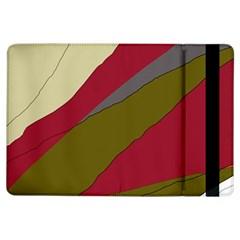 Decoratve abstraction iPad Air Flip