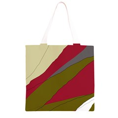 Decoratve abstraction Grocery Light Tote Bag