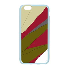 Decoratve abstraction Apple Seamless iPhone 6/6S Case (Color)