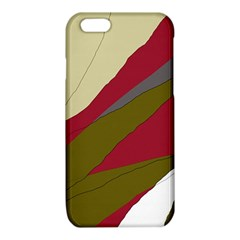 Decoratve abstraction iPhone 6/6S TPU Case