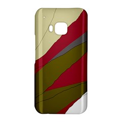 Decoratve abstraction HTC One M9 Hardshell Case
