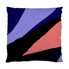 Purple and pink abstraction Standard Cushion Case (One Side)