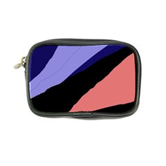Purple and pink abstraction Coin Purse