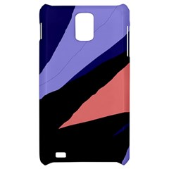 Purple and pink abstraction Samsung Infuse 4G Hardshell Case