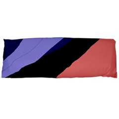 Purple and pink abstraction Body Pillow Case Dakimakura (Two Sides)