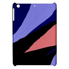Purple and pink abstraction Apple iPad Mini Hardshell Case