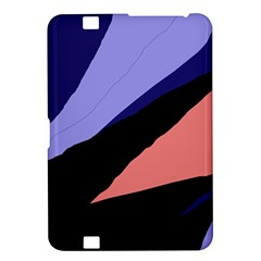 Purple and pink abstraction Kindle Fire HD 8.9