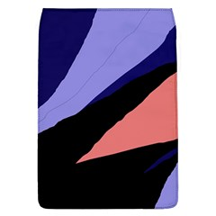 Purple and pink abstraction Flap Covers (L)