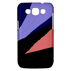 Purple and pink abstraction Samsung Galaxy Win I8550 Hardshell Case