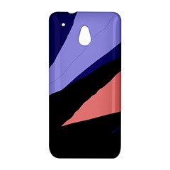 Purple and pink abstraction HTC One Mini (601e) M4 Hardshell Case