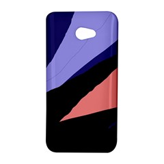 Purple and pink abstraction HTC Butterfly S/HTC 9060 Hardshell Case