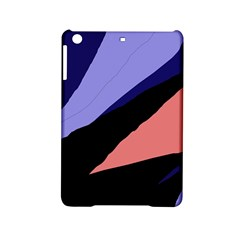 Purple and pink abstraction iPad Mini 2 Hardshell Cases