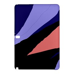 Purple and pink abstraction Samsung Galaxy Tab Pro 12.2 Hardshell Case