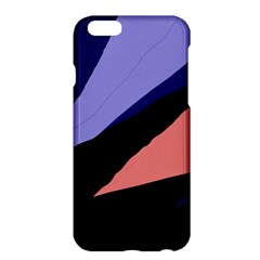 Purple and pink abstraction Apple iPhone 6 Plus/6S Plus Hardshell Case