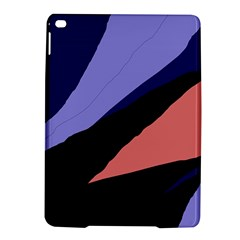 Purple and pink abstraction iPad Air 2 Hardshell Cases