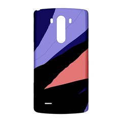 Purple and pink abstraction LG G3 Back Case