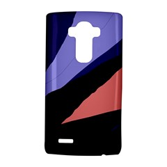 Purple and pink abstraction LG G4 Hardshell Case