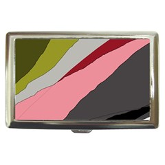 Colorful abstraction Cigarette Money Cases