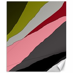 Colorful abstraction Canvas 20  x 24
