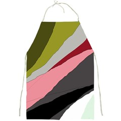 Colorful abstraction Full Print Aprons