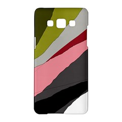 Colorful abstraction Samsung Galaxy A5 Hardshell Case