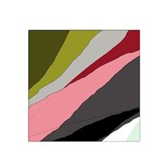 Colorful abstraction Satin Bandana Scarf