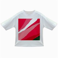 Pink abstraction Infant/Toddler T-Shirts